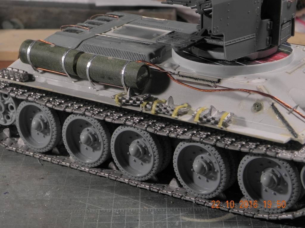 Flackpanzer 20mm T-34 DSCN7453