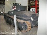 Немецкий легкий танк Panzerkampfwagen 38 (t)  Ausf G,  Deutsches Panzermuseum, Munster Pzkpfw_38_t_Munster_005