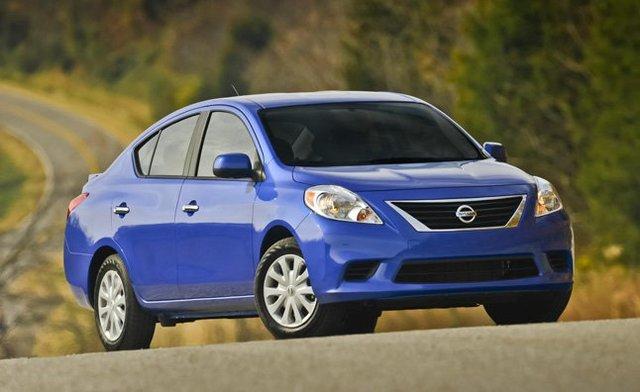 Auto nuova a meno di 10.000€, qual'è la più conveniente? - Pagina 2 Nissan_Versa