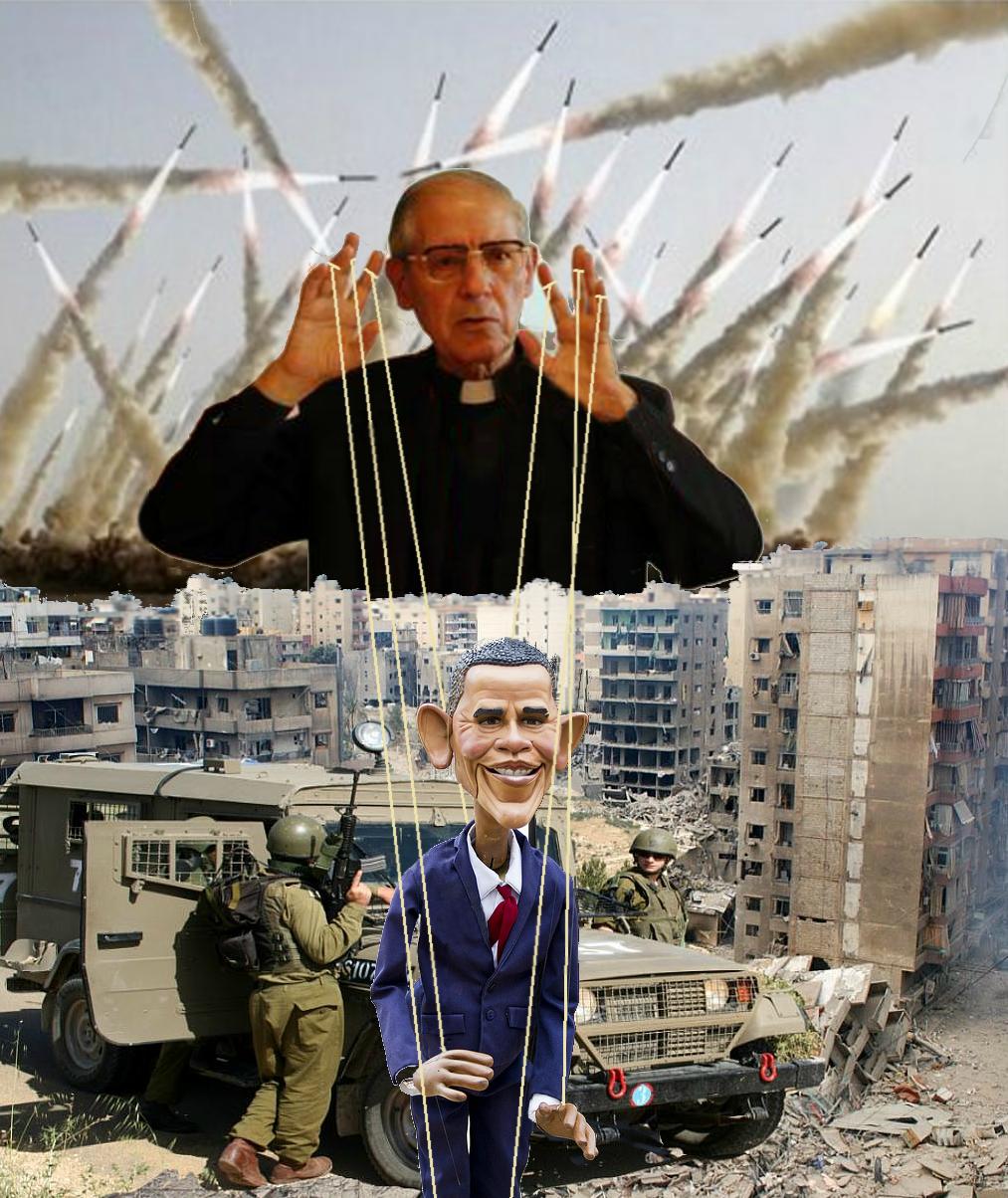 ¿Es la Guerra en Siria una batalla entre la Orden de los Jesuitas y el Gran Oriente de la Masonería? Pachonobamasiria