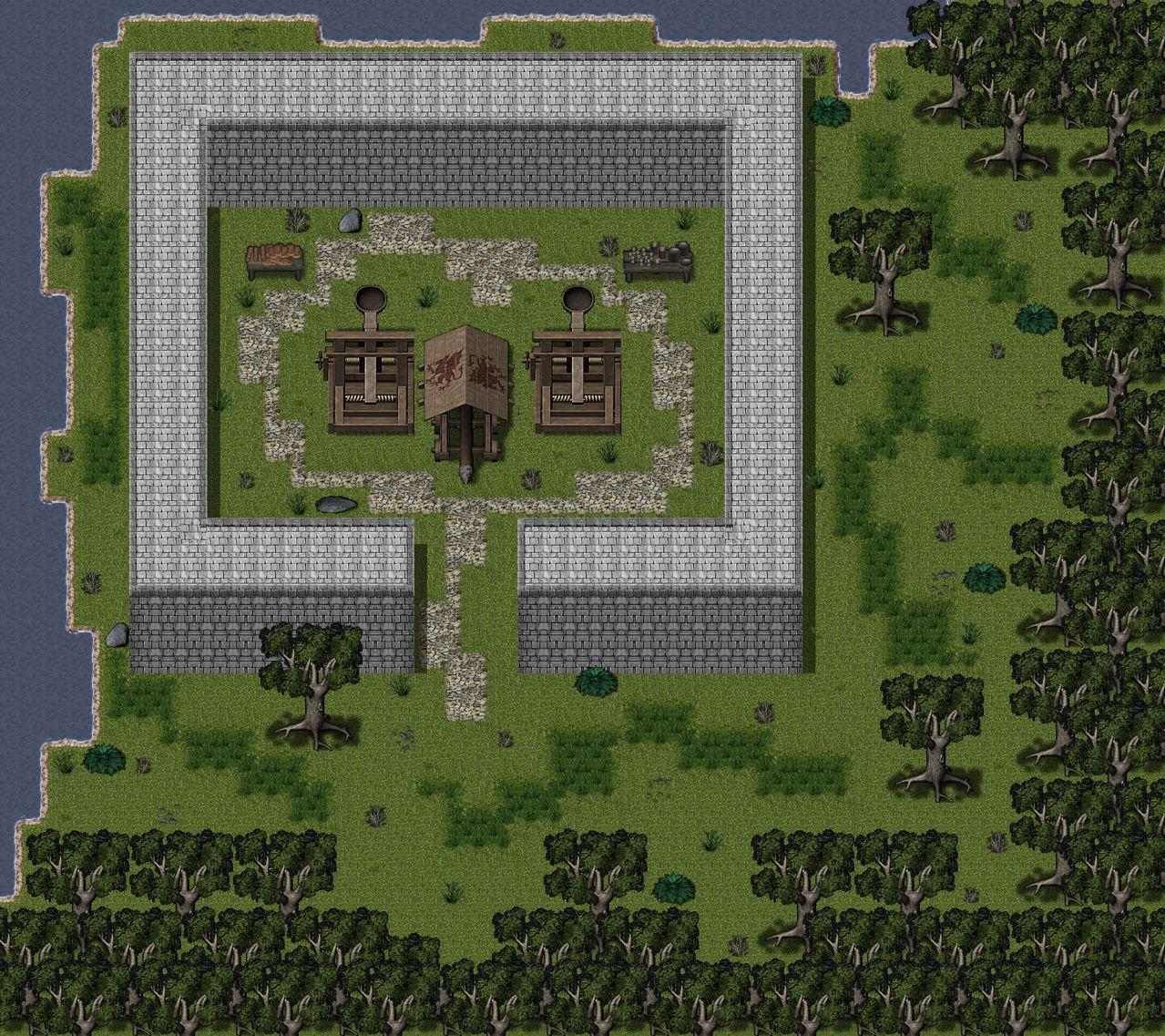 Avaliação de Mapa Map001