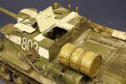 СУ-85 средних выпусков, 1/35, MiniArt,   Берлин 1945 MG_6128