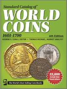 Krause Standard Catalog World Coins 18th Century 1701 - 1800 4th Edition World_Coins_1601_1700_6