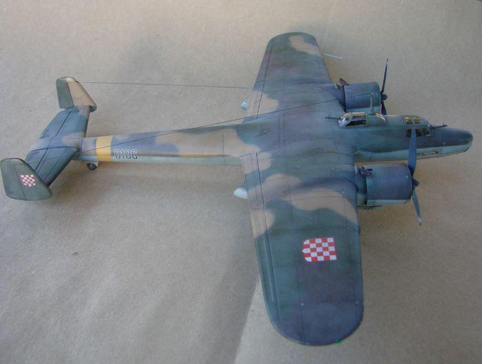 Dornier Do-17Kb-3, RSmodels, 1/72 DSC01408