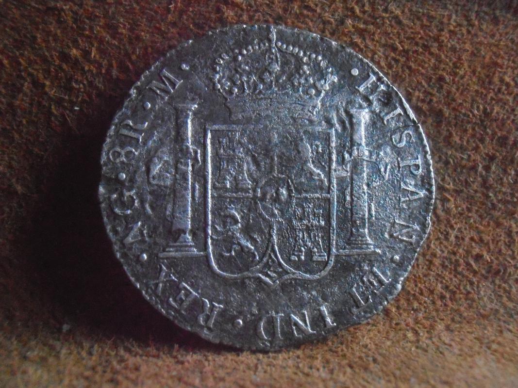 8 reales 1806. Fernando VII. Guatemala M P2020064
