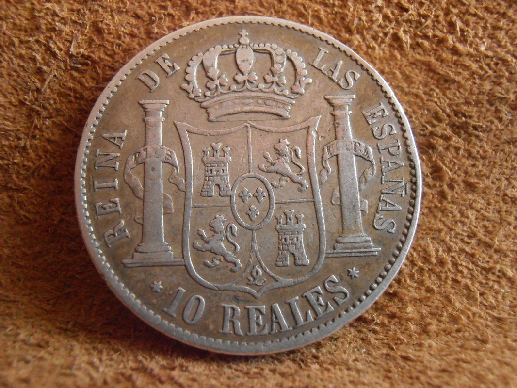 10 Reales 1851. Isabel II. Madrid  P4030012