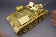 СУ-85 средних выпусков, 1/35, MiniArt,   Берлин 1945 MG_6118