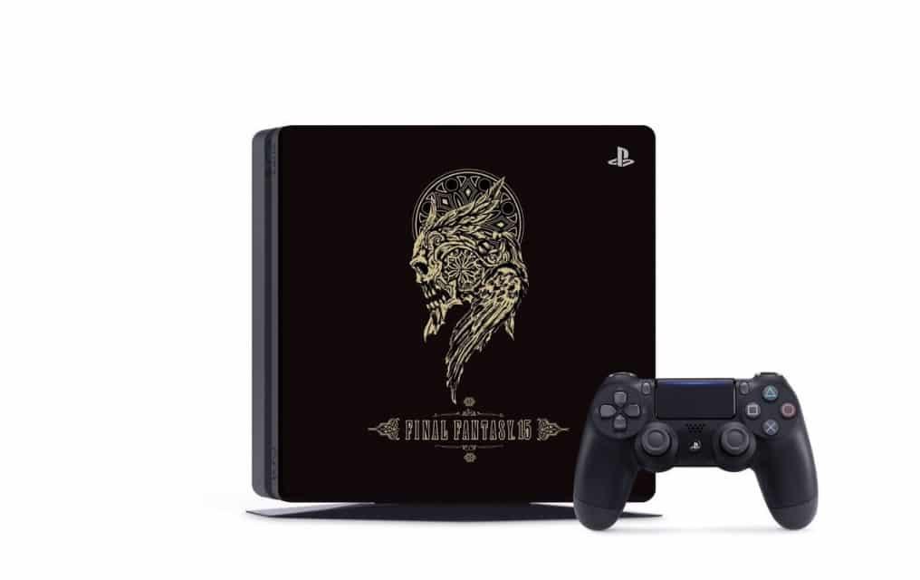 PS4 FFX Luna Edition! Ffxvlimi