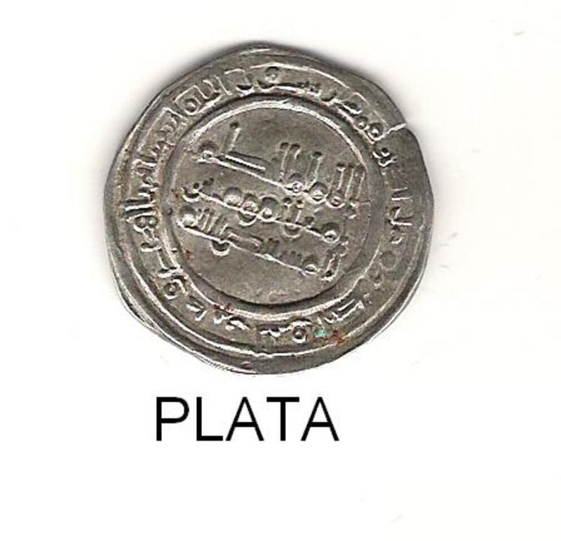 1 dirhem Alhakem II año 350-366 hegira 961-976 J.C. DIRHEM_MEDINA_ZAHARA_1