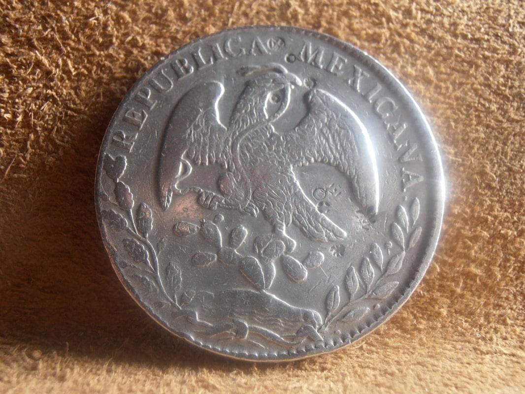 8 Reales 1885 Durango P2238604