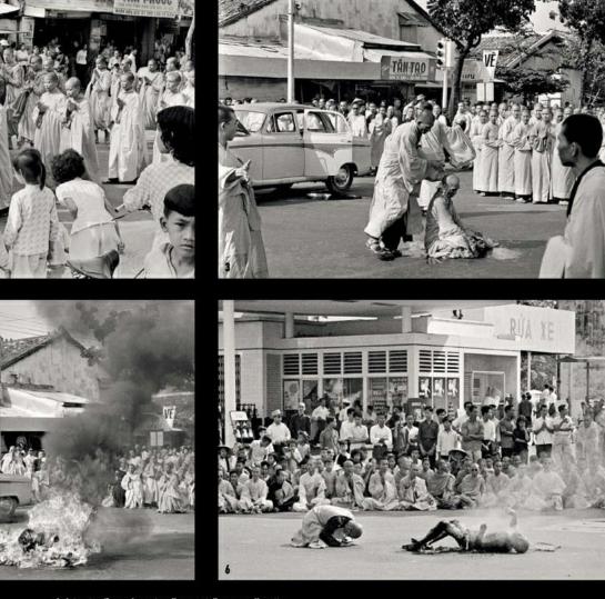 Martyrs bouddhistes: L'art de suicide Image