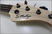 Projeto S.Martyn Jazz Bass Tradicional Fretless 4 cordas MG_9346