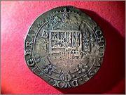 FELIPE IV 1 Patagon año 1632 Bruselas   35_18