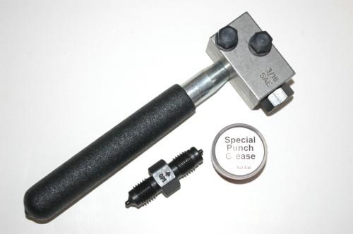 Brake pipe flaring & bending tools Brakeflaretool