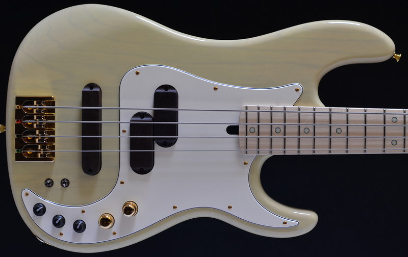 Precision Bass 4 cordas - GusVCD Chucktop