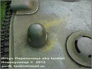 Советский тяжелый танк КВ-1, завод № 371,  1943 год,  поселок Ропша, Ленинградская область. 1_187