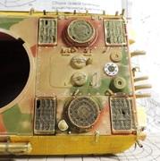 PzKpfw V Panther из роты Сотникова № 518. Звезда 1/35. ГОТОВО DSCN1614
