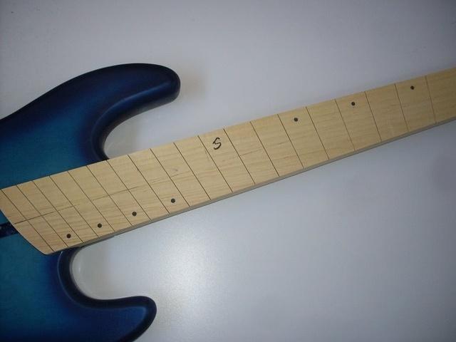 Mais trabalho pro Samuel: Jazz Bass 5 Cordas Fanned - Página 2 Image