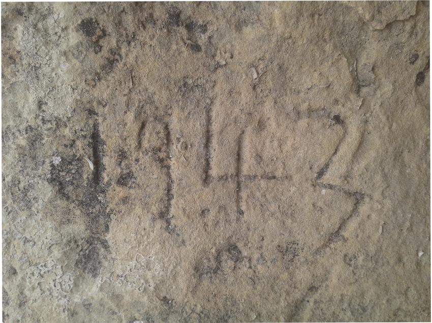 MI INSTINTO DE JABALÍ Y LOS PETROGLIFOS Petroglifo35