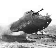 Summer Heat Cromwell_Tank_At_High_Speed_In_The_Air