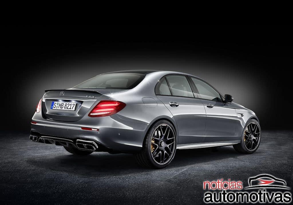 Mercedes-AMG E 63 S estreia por R$ 699,9 mil Untitled2