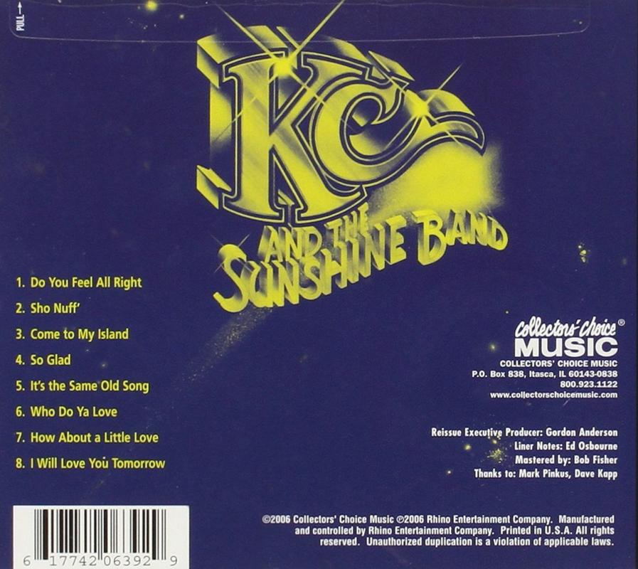 KC and The Sunshine Band Lov1