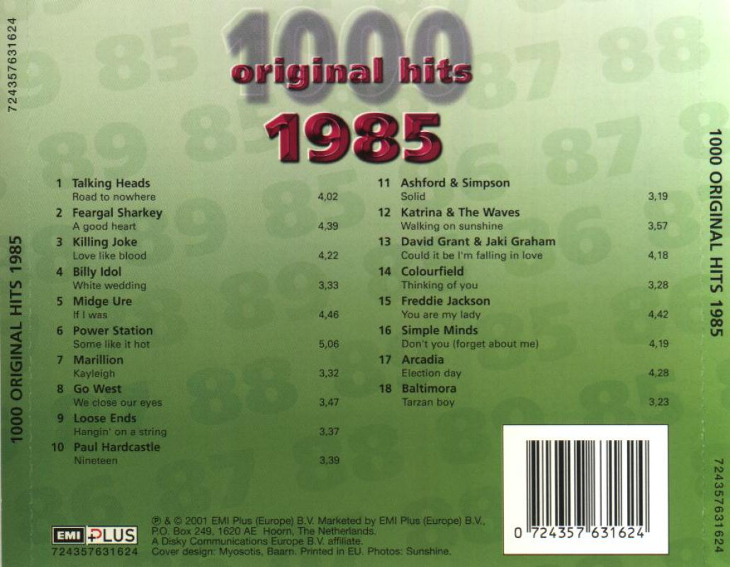 1000 Original Hits 1960-1999  - Stránka 2 1000_Original_Hits_1985_-_Back