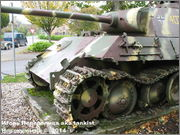 "Немецкий тяжелый танк PzKpfw V Ausf.G  ""Panther"",  rue D'Erezee, Manhay, Belgique Panther_Manhay_214"