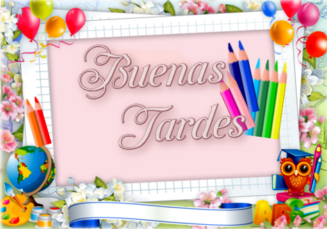 A Clases !! TARDES