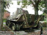 "Немецкий тяжелый танк PzKpfw V Ausf.G  ""Panther"",  rue D'Erezee, Manhay, Belgique Panther_Manhay_216"