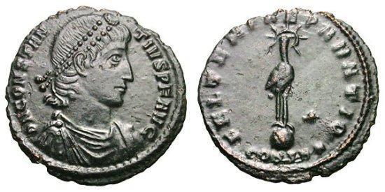 Denominación de monedas en la antigua Roma: El Bajo Imperio. 0_0ae3fenix
