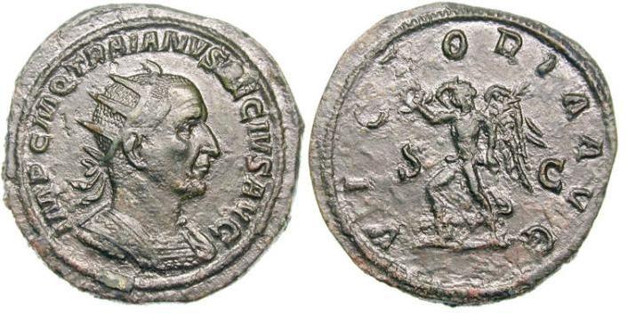 Denominación de monedas en la antigua Roma: El Alto Imperio. 0_0doble_sestercio