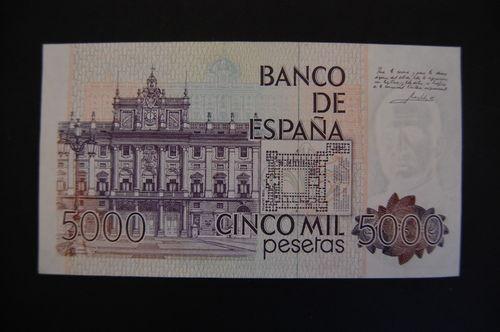 INTERESANTE BILLETE DE 5000 PESETAS 1979 NÚMERO MUY BAJO!!!! 5000_pesetas_1979_numero_bajo_2