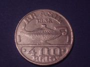 400 Reis. Brasil. 1938  P2203433