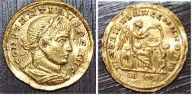 Denominación de monedas en la antigua Roma: El Bajo Imperio. 0_0_medio_escripulum