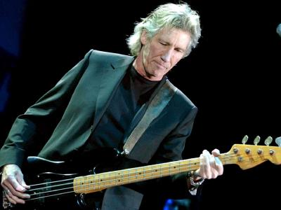Fender Precision Deluxe Special Roger_waters