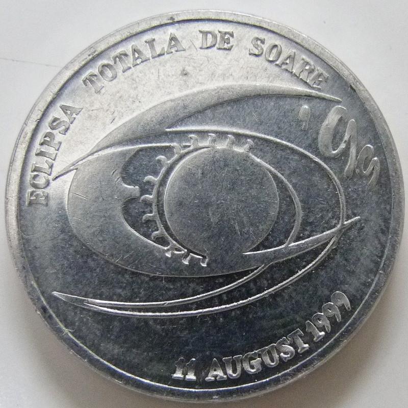 Rumanía. 500 Lei (1999) RUM_500_Lei_Eclipse_rev