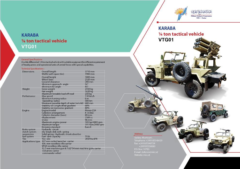 l'industrie militaire dans le monde arabe - Page 3 Vtg01