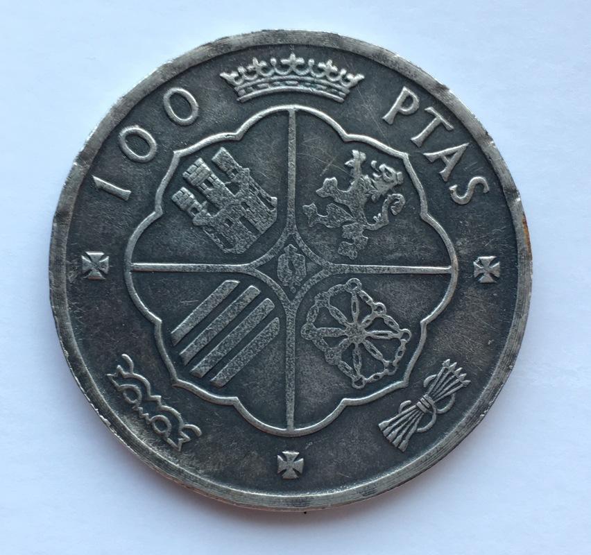 100 pesetas 1966 (*19-??). Estado Español. IMG_8972