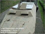 Немецкий средний полугусеничный бронетранспортер SdKfz 251/1 Ausf D, Музей Войска Польского, г.Варшава, Польша.  Sd_Kfz_251_098