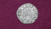 Dinero pepion de Fernando IV de Castilla 1295-1312  DSC_0019