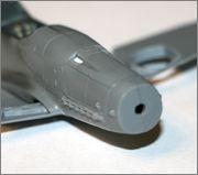 "Bf-109 g-6AS W.Oesau ""Az model"" 1/72 IMG_3180"