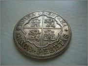 5 Pesetas 1904 Isabel II ( moneda inventada) Image