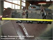 """Немецкая тяжелая САУ  """"JagdPanther""""  Ausf G, SdKfz 173, Deutsches Panzermuseum, Munster Jagdpanther_Munster_096"""