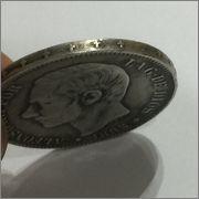 5 Pesetas 1885 *87 - Alfonso XII Image_2_1