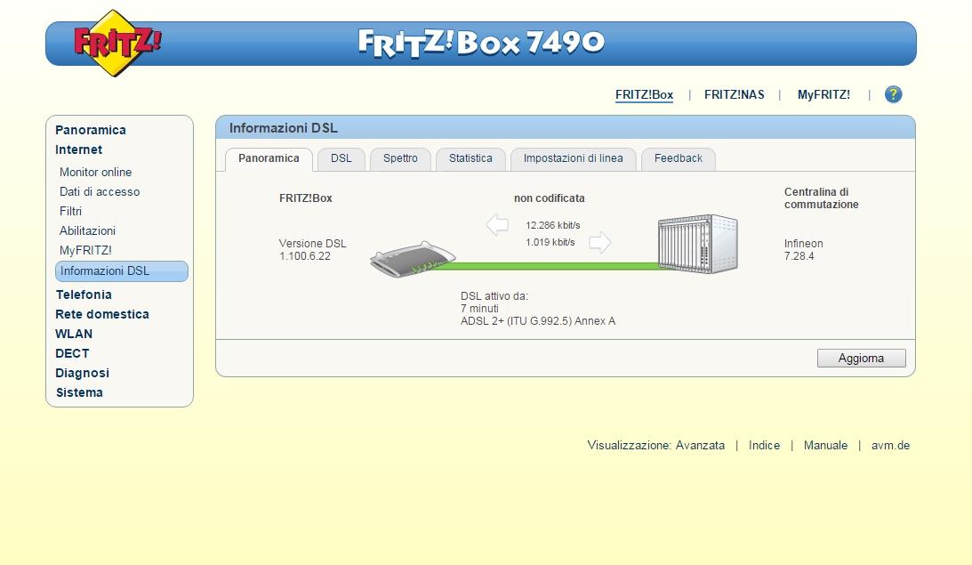 fritzbox 7490 e adsl fastweb Appunti04