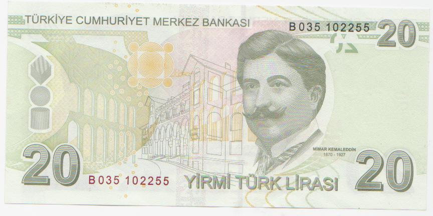 20 Liras Turquia, 2009 20_liras_turquia_rev_002