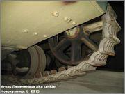 """Немецкая 15,0 см САУ """"Hummel"""" Sd.Kfz. 165,  Deutsches Panzermuseum, Munster, Deutschland Hummel_Munster_154"""