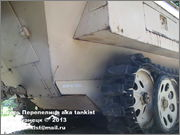 Немецкий средний полугусеничный бронетранспортер SdKfz 251/1 Ausf D, Музей Войска Польского, г.Варшава, Польша.  Sd_Kfz_251_093