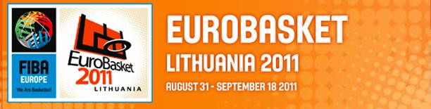 Eurobasket 2011 - Lithuania Eurobasket_logo
